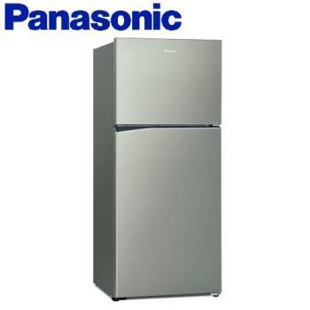 買就送韓製厚釜不沾深炒鍋★Panasonic國際牌422公升一級能效二門變頻冰箱NR-B420TV-S1  (庫)