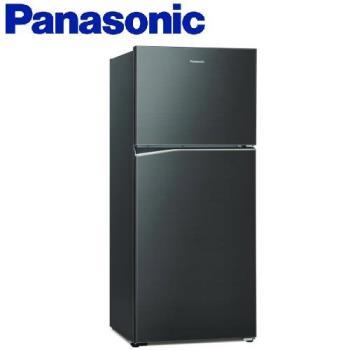 買就送韓製厚釜不沾深炒鍋★Panasonic國際牌422公升一級能效二門變頻冰箱NR-B420TV-A  (庫)