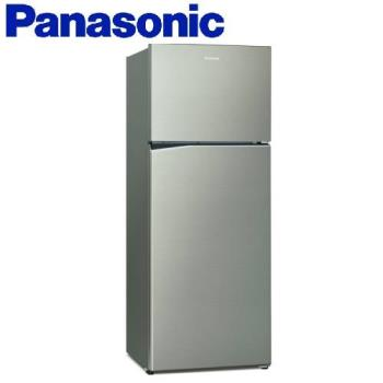 買就送多功能雙面砧板+6吋陶瓷刀★Panasonic國際牌485公升一級能效雙門變頻冰箱(星耀金)NR-B480TV-S1 (庫)