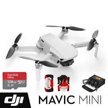 【超級搶手】大疆 DJI MAVIC MINI 空拍機 暢飛套裝版 輕玩家配件套組 史上最輕 無人機