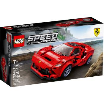 LEGO樂高積木 76895 SPEED CHAMPIONS 系列 Ferrari F8 Tributo