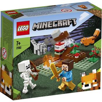 LEGO樂高積木 21162 Minecraft 系列 The Taiga Adventure