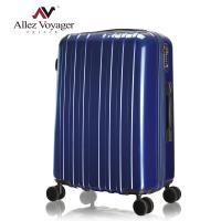 法國奧莉薇閣 24吋行李箱 PC輕量硬殼旅行箱 移動城堡