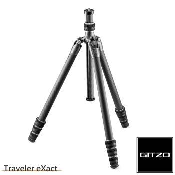 Gitzo Traveler eXact GT1545T 碳纖維三腳架1號4節-旅行家系列