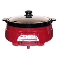 寶島牌 台製5L多功能料理鍋分離式電火鍋PT-6088