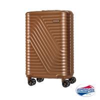 AT美國旅行者20吋High Rock流線硬殼TSA登機箱(古銅)-DM1*23001