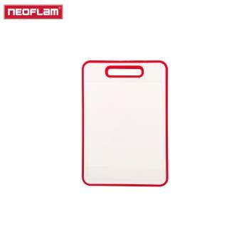 Neoflam Air系列輕量抗菌塑膠砧板-紅(小)