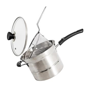 mama cook 304不鏽鋼多功能美味料理鍋