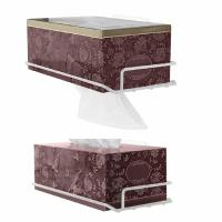 2easy 台製無痕鐵架收納系列 面紙盒架
