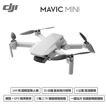 DJI Mavic Mini 暢飛套裝 (先創公司貨)