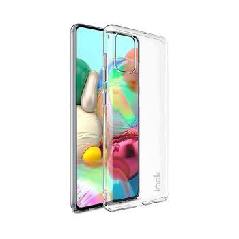 Imak SAMSUNG Galaxy A51 羽翼II水晶殼(Pro版)