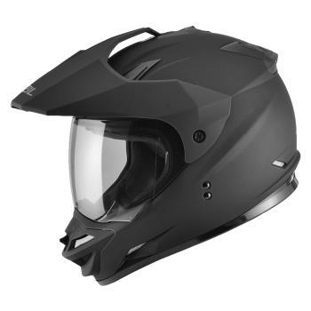 [SOL] SS-1 素色 越野帽(安全帽/機車/內襯/鏡片/複合式安全帽/全可拆內襯/抗UV鏡片/GOGORO)