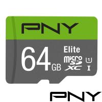 PNY Elite U1 microSD 64GB記憶卡