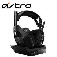 【Logitech 羅技】ASTRO A50 無線電競耳機麥克風/無線基座控制臺