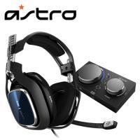 【Logitech 羅技】ASTRO A40 電競耳機麥克風二代幻影黑+混音擴大器
