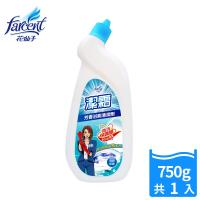 【潔霜】芳香浴廁清潔劑-清新皂香(750g/入)