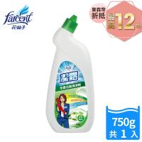 【潔霜】芳香浴廁清潔劑-綠茶馨香(750g/入)
