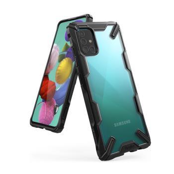 Rearth 三星 Galaxy A51 (Ringke Fusion X) 高質感保護殼