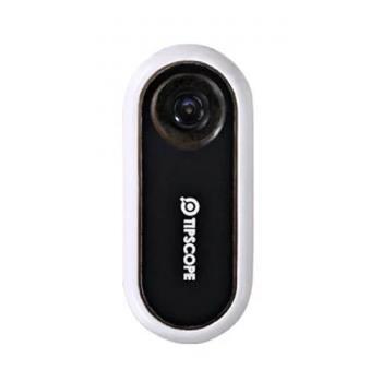 TIPSCOPE 手機顯微鏡 400倍高清 顯微鏡 微距鏡頭 鏡頭貼 安卓/蘋果通用(TSV1,公司貨)