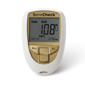 BeneCheck百捷益雙功能檢驗系統