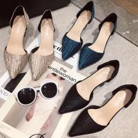 【Alice】(現貨+預購)獨家款OL風尖頭細跟鞋