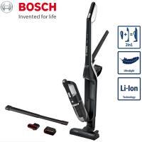 【BOSCH 博世】淨擊二合一直立式無線吸塵器 BCH3251TW 星燦黑