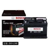 BOSCH 博世 S6+LN6 AGM電瓶105A  歐系汽車電瓶