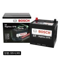 BOSCH 博世 S5+LN5 EFB電瓶95AH 汽車電瓶