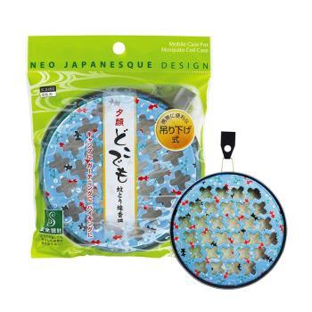 日本紀陽KIYOU 防蚊懸掛式蚊香器/蚊香盒
