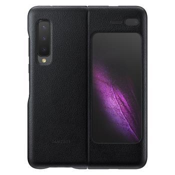 SAMSUNG Galaxy Fold 原廠真皮背蓋 (台灣公司貨)