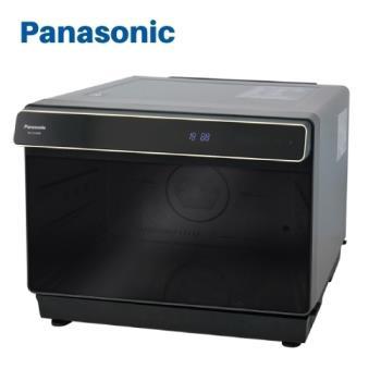 買就送保溫瓶再送強力碗3入★Panasonic國際牌 30公升蒸氣烘烤爐 NU-SC300B-庫-