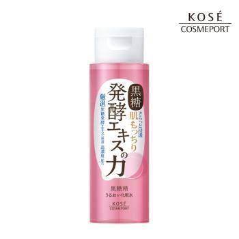 KOSE黑糖精 透潤化粧水180ml 1瓶3效~保濕+調理+潤澤