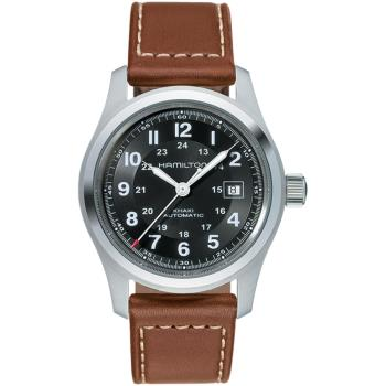 HAMILTON 漢米爾頓卡其野戰系列機械錶(H70555533)