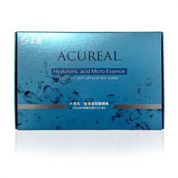 Acureal水瀑布 微導玻尿酸精華4支x2盒