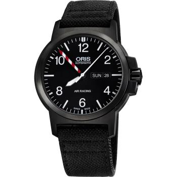 ORIS 豪利時 Air Racing Edition III BC3 限量機械手錶-黑/42mm 0173576414794-set