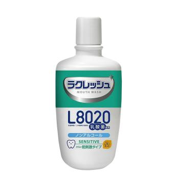 日本L8020 300ml 乳酸菌漱口水-敏感牙齒用(蜂蜜檸檬薄荷香)