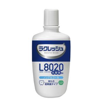 日本L8020 300ml 乳酸菌漱口水-溫和款(蘋果薄荷香)