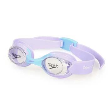 SPEEDO 幼童運動泳鏡-冰雪奇緣-游泳 蛙鏡 抗UV 兒童