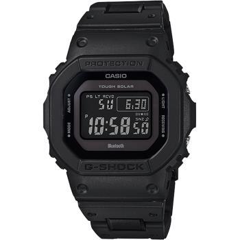 CASIO 卡西歐 G-SHOCK 藍芽電波手錶-黑 GW-B5600BC-1B