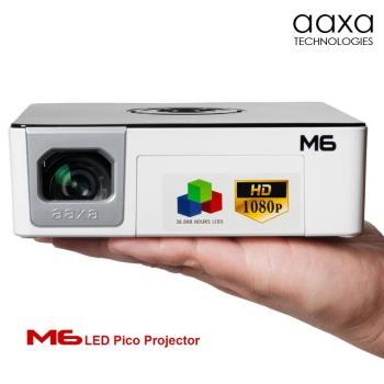 aaxa M6 1080 FHD LED 投影機