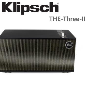 美國古力奇 Klipsch The Three II 專業調教立體聲 全音域 無線藍芽喇叭