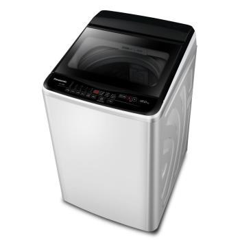 Panasonic國際牌12KG直立式洗衣機(象牙白)NA-120EB-W-庫G