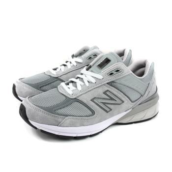 NEW BALANCE 990v5 總統級慢跑鞋 運動鞋 美製 灰色 男鞋 M990GL5-2E no815