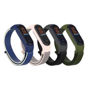 [AdpE] 小米手環 3/4/5/6代專用 尼龍錶帶