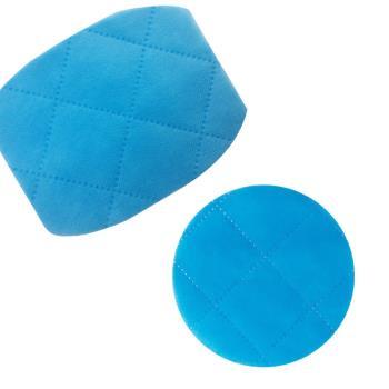【防疫作戰】三層防水透氣口罩墊片 方形/圓形 (50入/包)