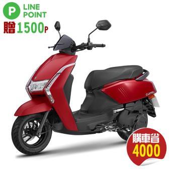 YAMAHA 山葉機車Limi 125 碟煞-2020新車