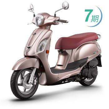 KYMCO 光陽 LIKE 125   (七期) (2020新車) -12期