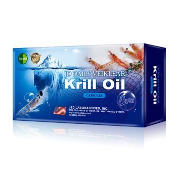 美國Natural D深海紅寶磷蝦油搶購組-獨