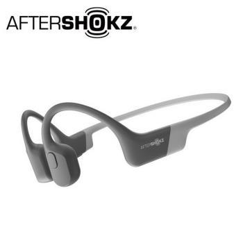 【AFTERSHOKZ】AEROPEX AS800骨傳導藍牙運動耳機(皓月灰)