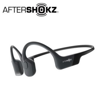【AFTERSHOKZ】AEROPEX AS800骨傳導藍牙運動耳機(曜夜黑)